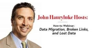 John Hauryluke Webinar