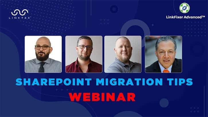 SharePoint Migration Tips Webinar