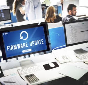 Firmware Update Graphic