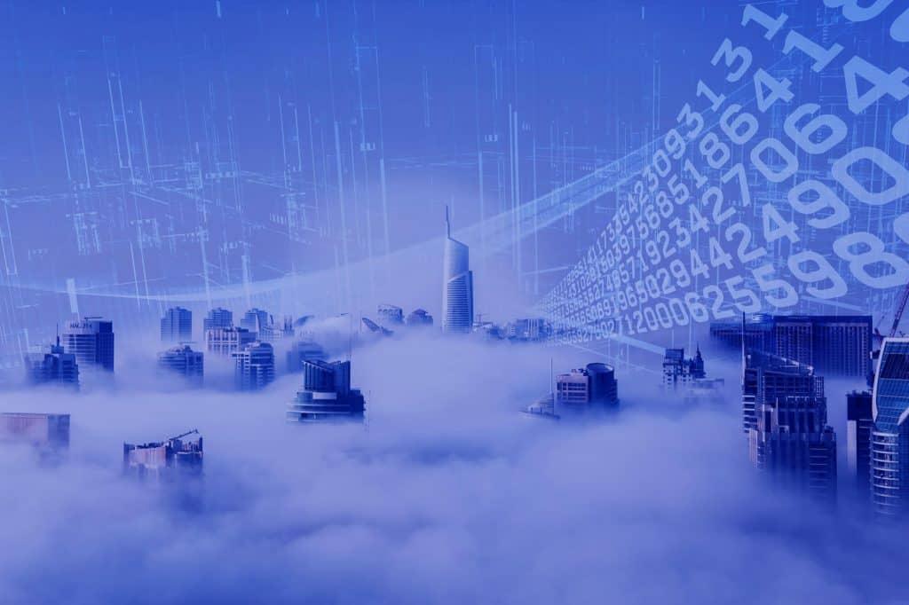 Buildings in the cloud