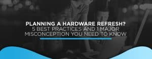 Tips for planning a hardware migration